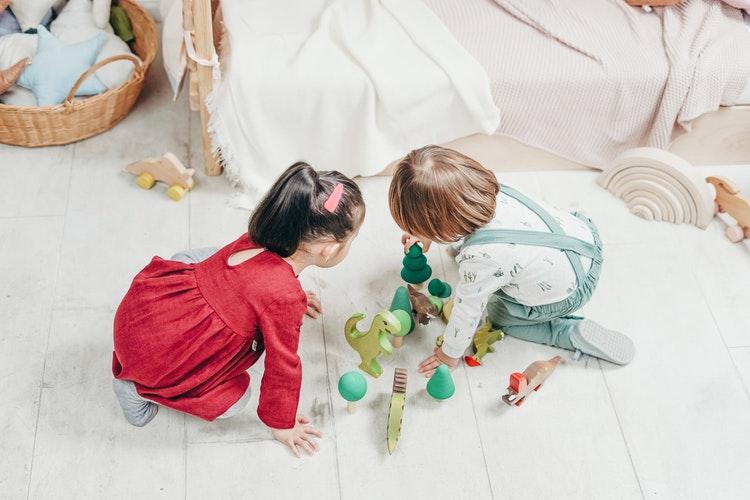 Ab wann eignet sich eine Kinderbetreuung?